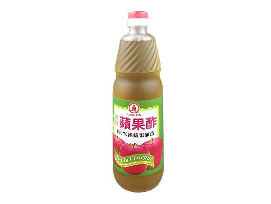 無糖蘋果酢>600ml/支 (12453A)