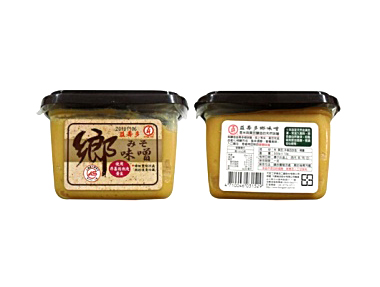 郷味噌>500g/盒 (3172A)