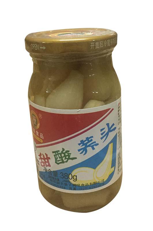 甜酸蕎頭 380g (8003A)