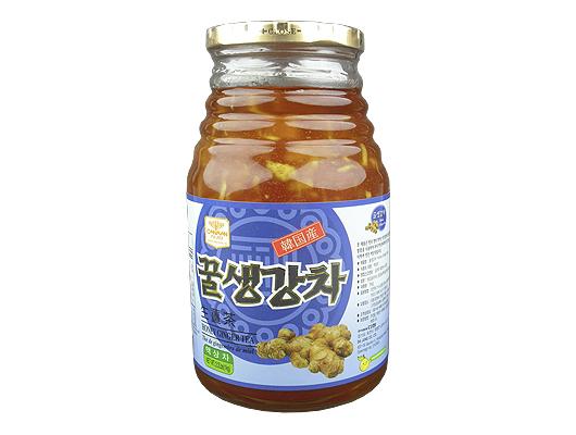 韓國蜂蜜生薑茶>1kg (CG01)