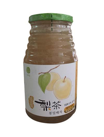 韓國蜂蜜雪梨茶 >1kg/支 (CP01A)