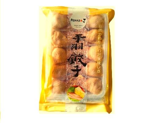 手羽芝士豬肉餃子 500g (FM14CA)