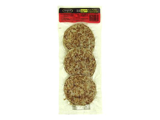 美國巨星豬柳漢堡6片/包 (FM42A)