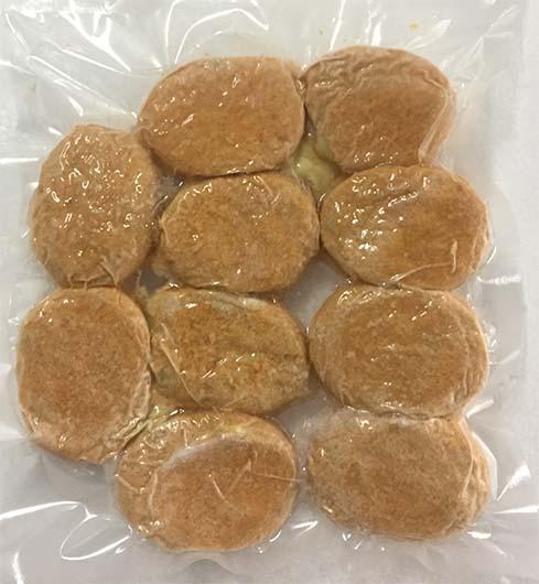 雜菜薯餅 60g x 10件/包 (FM45A)