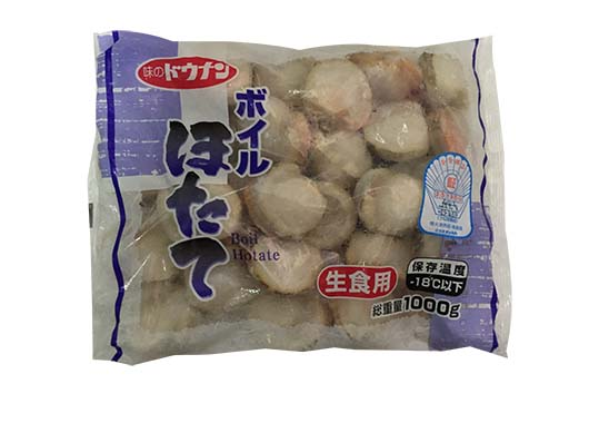 日本熟帆立貝M 26-30隻>1kg (FS003A)
