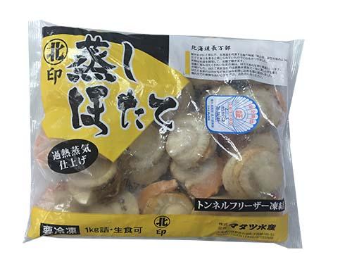 日本熟帆立貝L 21-25隻>1kg (FS004A)