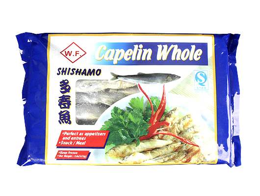 多春魚>1LB/包 (FS005PA)
