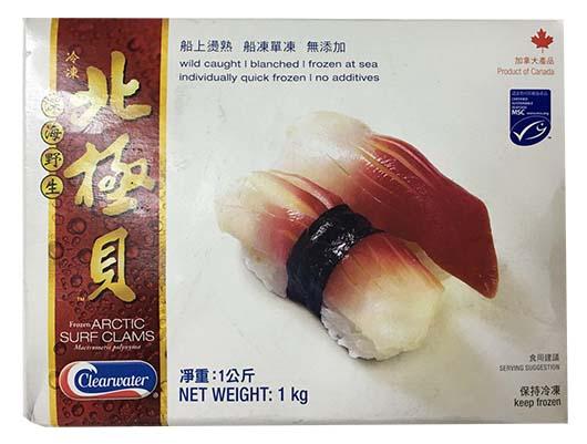 清水牌北寄貝中(51/60) 約1kg (FS007MA)