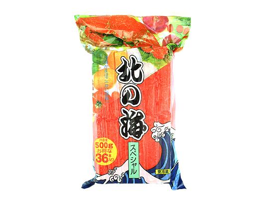 北海道蟹柳(500g) (FS046JBA)