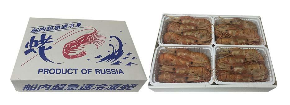 俄羅斯牡丹蝦16-20 (500g x 4) 2kg (FS056A)