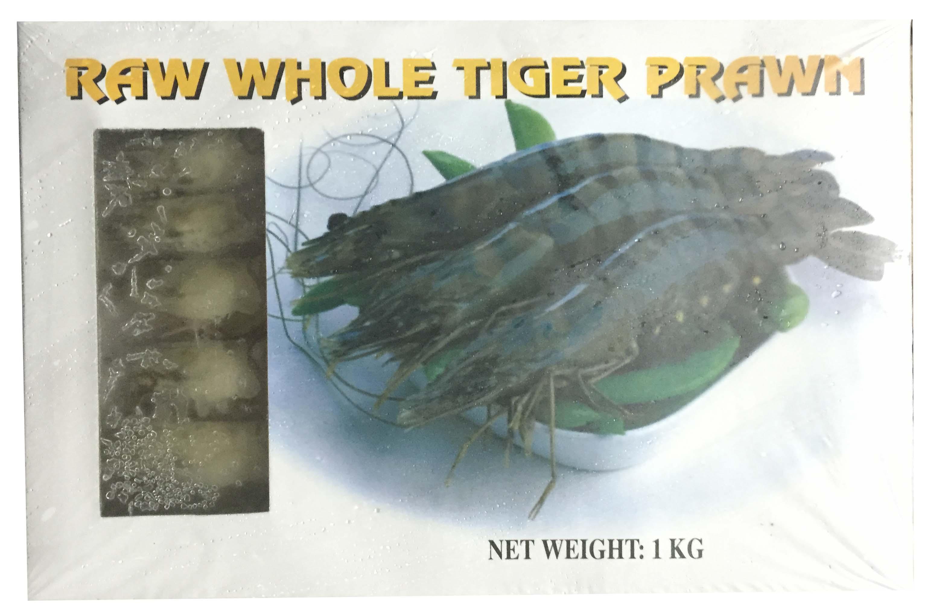 10-12越南有頭虎蝦 500g (FS071-10LA)