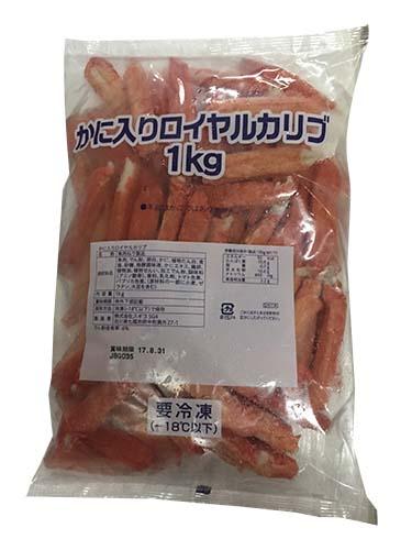 日本仿皇帝淨蟹棒肉 1Kg  (FS098A)