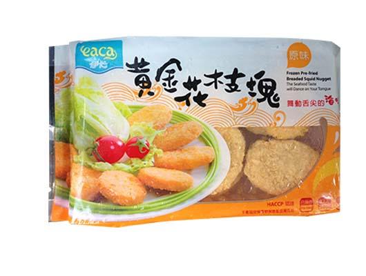 台灣吉烈黃金花枝塊240g/包 (FS173A)