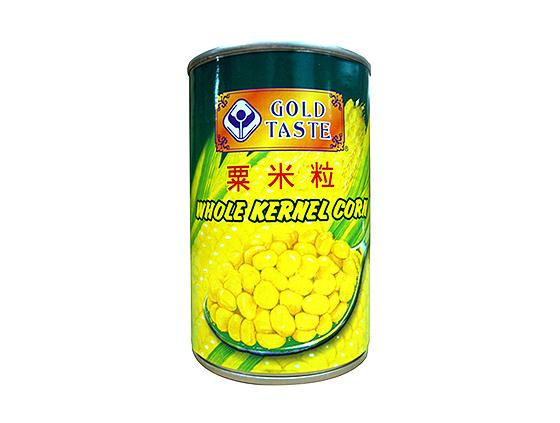 金味牌粟米粒>410g/罐 (GT068A)