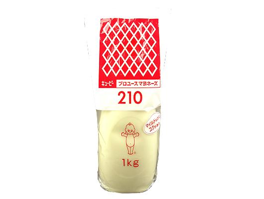 日本QP 210沙律醬  1Kg (JP131A)