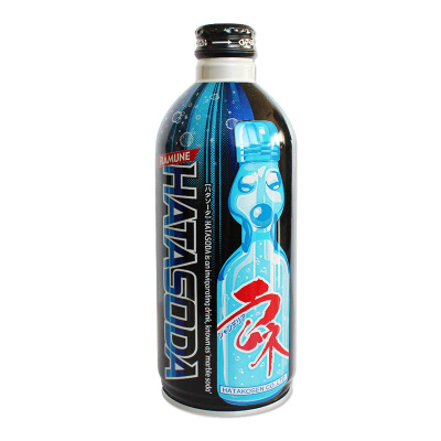 Hata 罐裝 波子汽水 500g/支 (JP20TA)