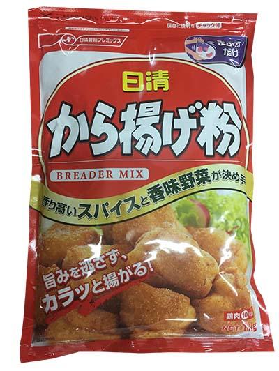 日本炸雞粉(日清) 1Kg (JP51A)