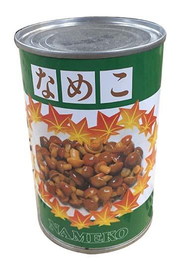 水煮小磨菇 400g/罐 (JP95A)