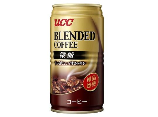 UCC微糖混合法式咖啡185克 (JP99A)