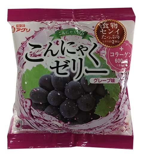 雪國農業果凍提子味108g (JPAG04A)