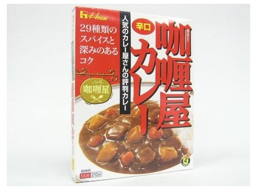 House 牛肉咖喱辛辣200g (JPHC01A)