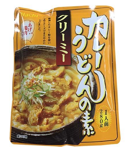 Hachi 奶油咖哩烏冬面醬280g (JPHS05A)