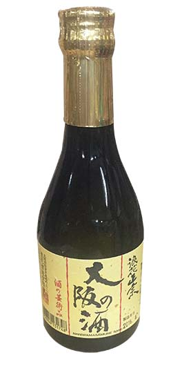日本浪花正宗大阪清酒 300ml (JPN1307-300A)