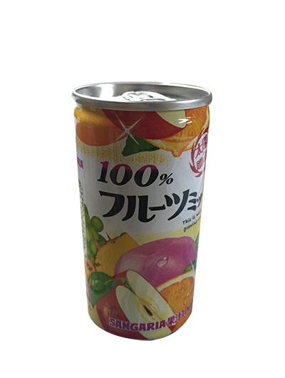 Sangaria 100%雜果汁190g (JPSJ06A)