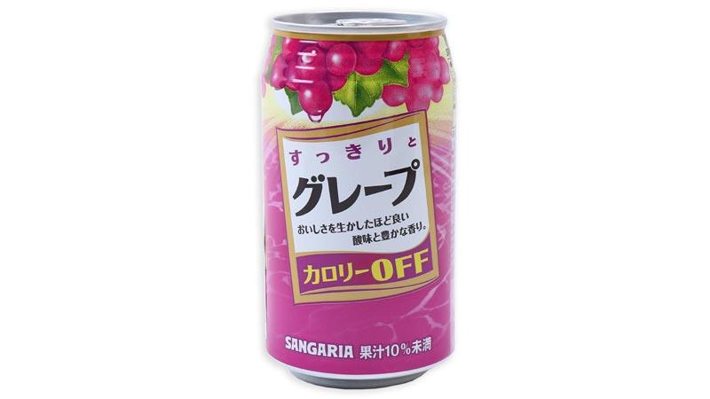 Sangaria sukkiri提子汁350ml (JPSJ09A)