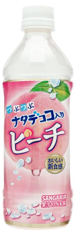 SANGARIA粒粒椰果蜜桃汁500ml (JPSJ8472A)