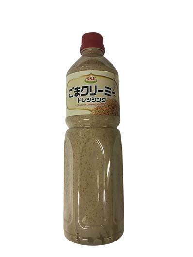日本SSK芝麻沙律汁1L/瓶 (JPSK989A)