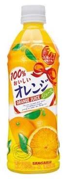 Sangaria100%橙汁500ml (JPSO21A)