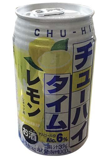SANGARIA 檸檬燒酎350ML (JPSS3422A)