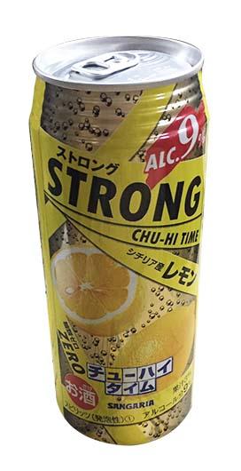 SANGARIA(強)檸檬燒酎500ML (JPSS6768A)