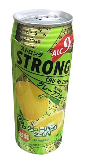 SANGARIA柚子燒酎500ML (JPSS6775A)