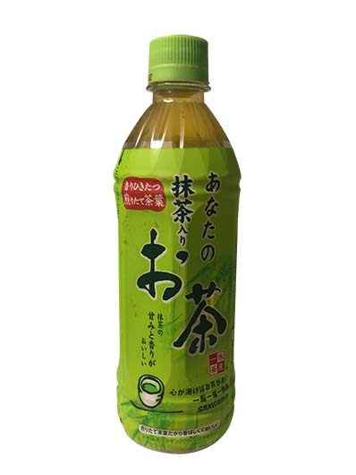 Sangaria 抹茶  500ml (JPST12A)