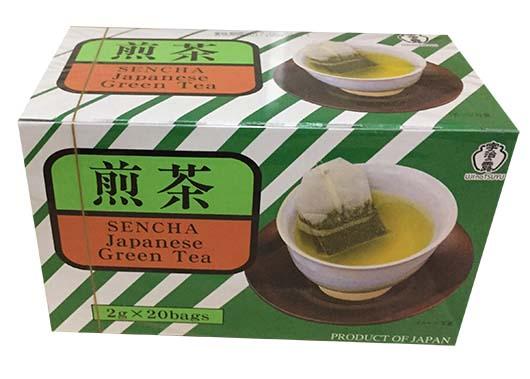 日本宇治之露煎茶包 (2gx20/盒) (JPT01RA)