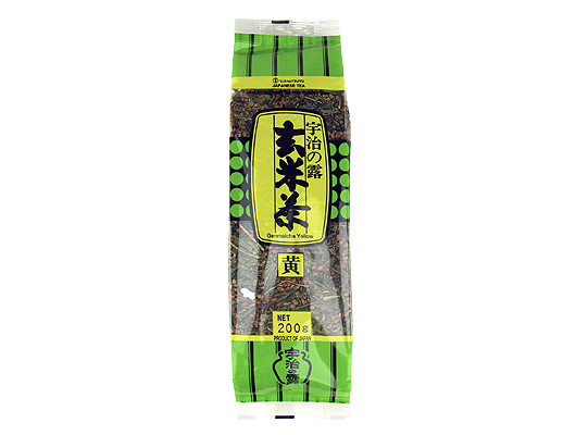日本宇治之露玄米茶 (200g) (JPT03RA)