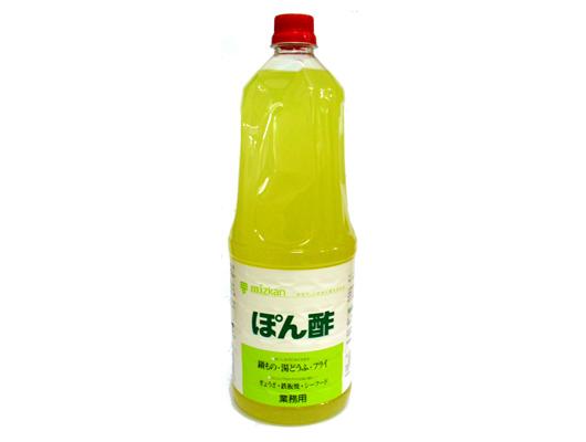 日本麥近檸檬醋1.8L/瓶 (JPV02A)
