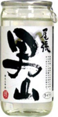 盛田尾張男山(杯裝)200ml (JPW04-200A)