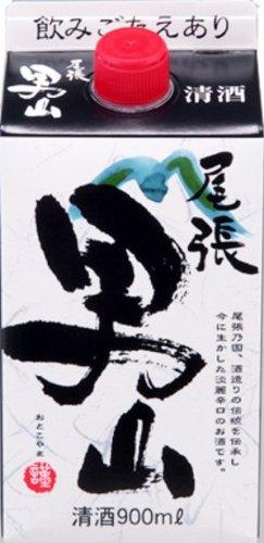 盛田尾張男山 900ml (JPW04-900A)