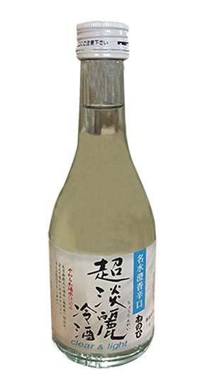 盛田超淡麗冷酒 300ml (JPW16A)