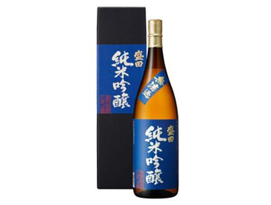 盛田純米吟釀無濾過 1.8L (JPW21A)