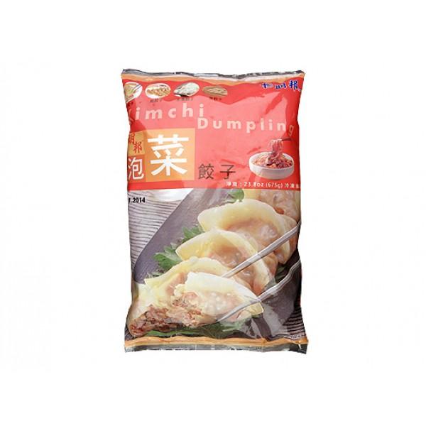 明邦泡菜餃子675g (MBD02A)