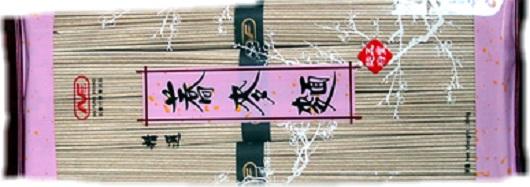 五豐牌蕎麥麵>300g (N003)