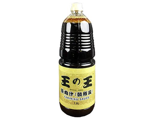 王之王燒肉汁朝鮮風>1.8L/支 (OS02A)