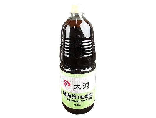 大潼生姜燒肉汁>1.8L/支 (OS04A)