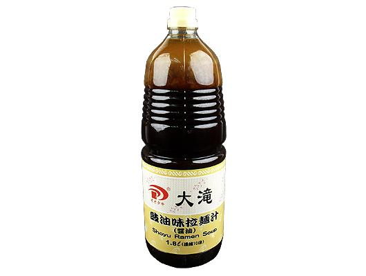 大潼醬油拉麵湯>1.8L/支 (OS08A)