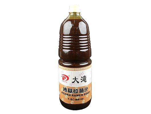 大潼地獄烈火拉麵湯>1.8L/支 (OS12A)