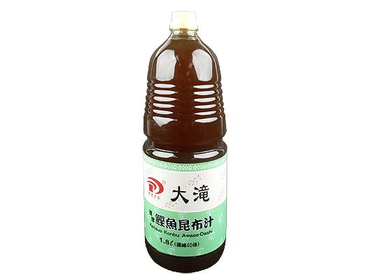 大潼濃縮鰹魚海帶汁>1.8L/支 (OS17A)